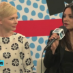 Michelle Williams with Mila Kunis Comic Con 2012